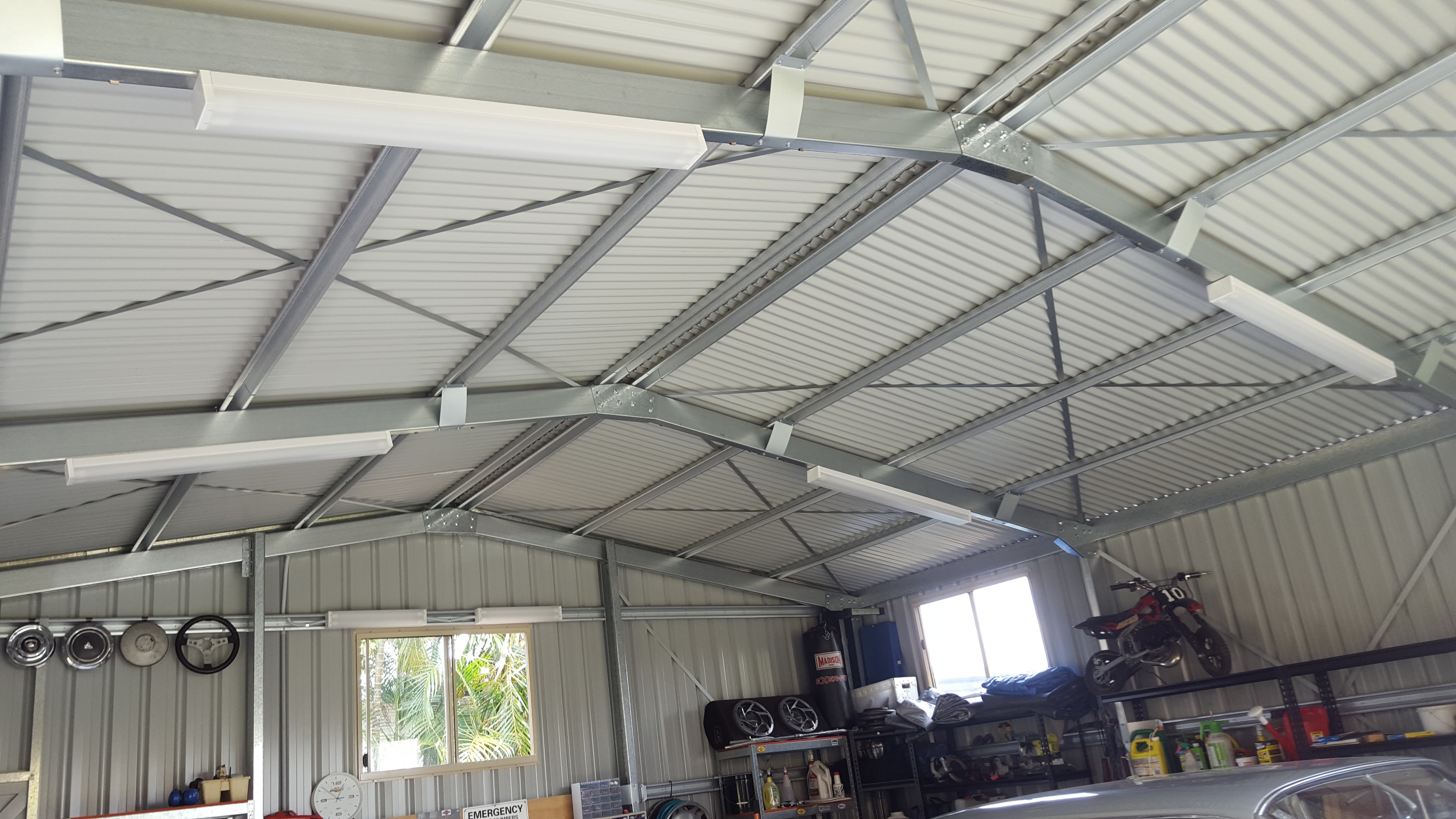Outdoor Lighting Birdman Electrical Brisbane
