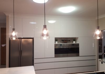 Kitchen Glass Pendants