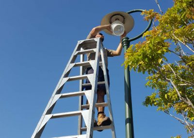 Carpark Lighting Repairs